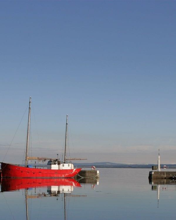 Avoch Harbour, the Black Isle