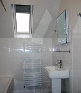 Calalchy Cottage Bathroom