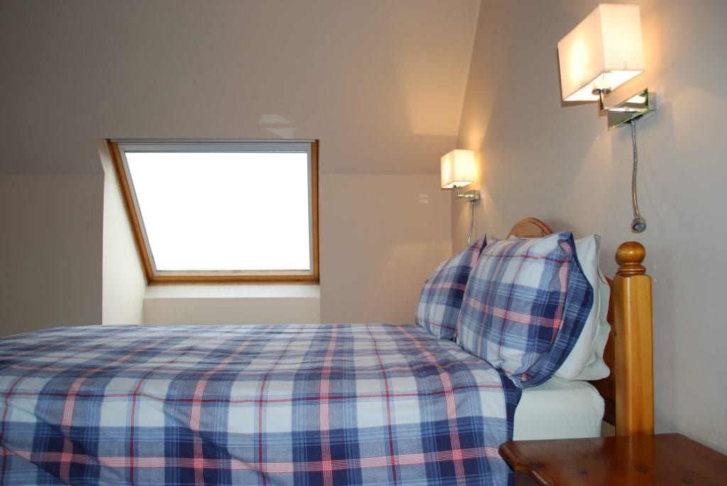 Callachy Cottage Bedroom 1