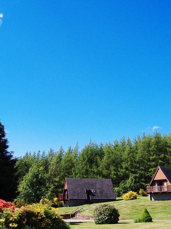 Flowerburn Holiday Homes, Black Isle, Heather & Thistle Lodges