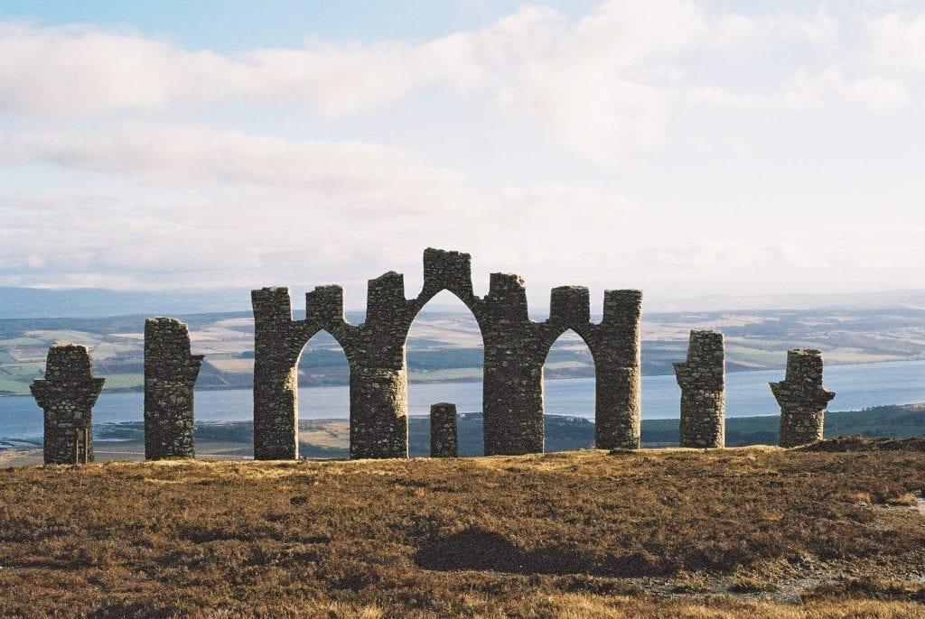 Fyrish Monument, Black Isle attraction